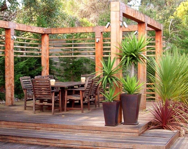 Five easy garden landscaping ideas